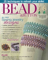 Bead & Button, April 2013