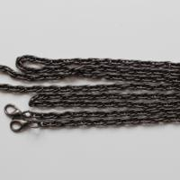 Purse Chain Handle Stefania, Gunmetal