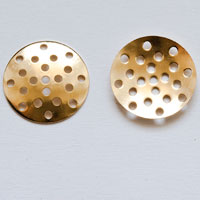 Perforated Discs