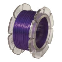Magic-Stretch Rayher Purple 0.8mm, 5m