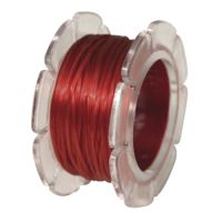 Magic-Stretch Rayher Red 0.8mm, 5m